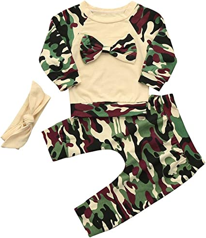 2018 Spring Summer Kid Baby Boy Letter T Shirt Tops+Camouflage Pants Outfits Clothes Set Kintaz Boy Short Set