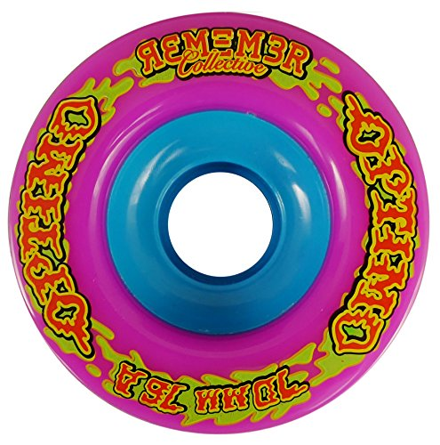 (Remember Collective Optimo Freeride Wheel, Pink)