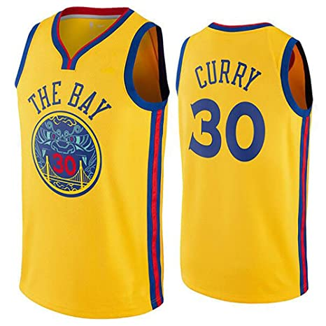 Kangrui Golden_State_Warriors #30_Stephen Curry Camiseta de ...