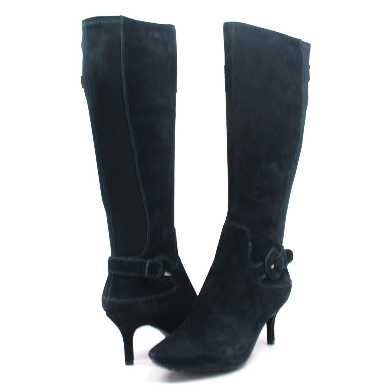 325c37e2813 SoleMani Women's Rochelle Slim Calf Boot, Leather