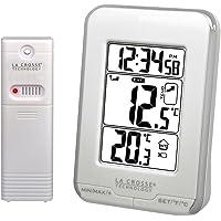 La Crosse Technology WS6810WHI-SIL Station de températures