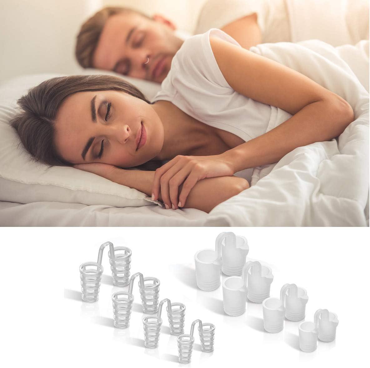Dispositivos Anti Ronquidos Solucione,no roncar Dilatador Nasal ...