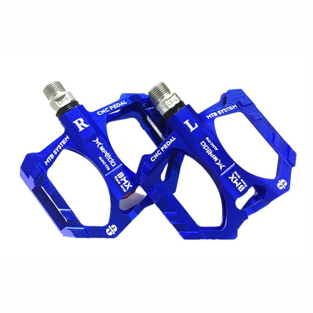 1Pair Alloy Cycling Mountain Bike Pedals Bicycle Pedals Sealed Bearing Pedals US
