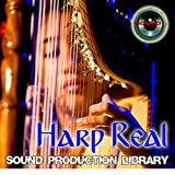 HARP REAL - Large Original Wave/Kontakt Multi-Layer Samples/Performances Studio Library on DVD or download;