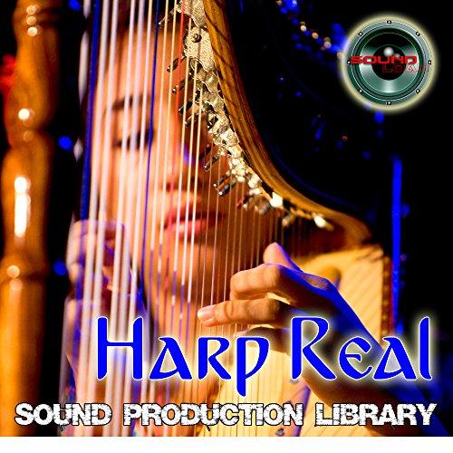 HARP REAL - Large Original Wave/Kontakt Multi-Layer Samples/Performances Studio Library on DVD or download; by SoundLoad (Image #6)