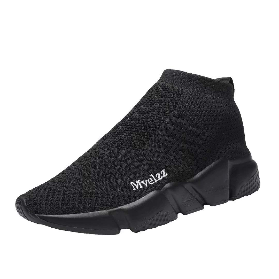 Mevlzz Mens Casual Athletic Sneakers Knit Running Shoes Tennis Shoe for Men Walking Baseball Jogging Mevl/Eur-0801/800