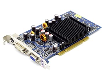 PNY g606200pue24l/0tc NVIDIA GPU GeForce 6200 DDR2 256 MB ...