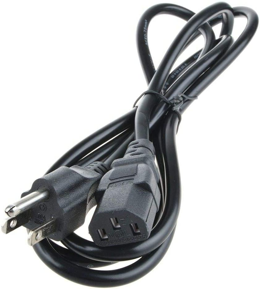 FYL 6ft Premium AC Lead Power Cord Cable Plug for AKAI Plasma LCD TV 3-Prong