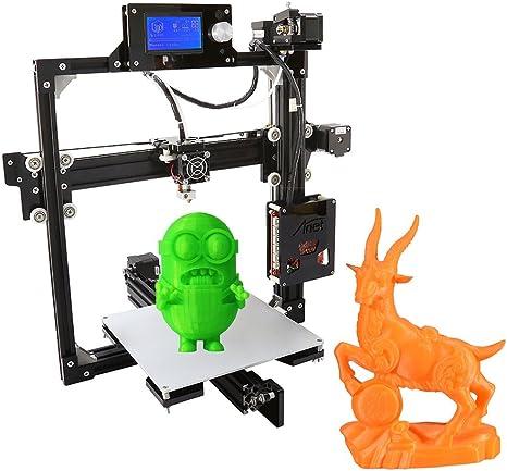 Amazon.com: Anet A2 - Kit de impresora 3D de alta precisión ...