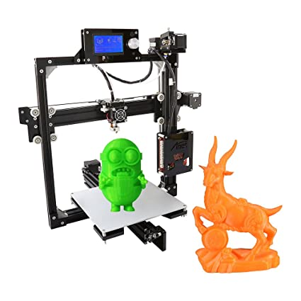 aibecy Anet A2 alta precisión Desktop impresora 3d Kit DIY Self ...