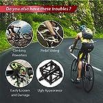 Pedali-Bicicletta-Doppio-Sealed-Cuscinetto-ASSE-Anti-Slittamento-Pedali-per-Bici-MTBBMX-Lega-di-Ultra-Leggero-Alluminio-Pedali-Flat-da-Bici-per-Mountain-Bike-e-Bici-da-Strada