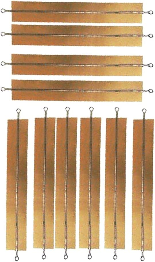 SunYard 10pcs 200mm Impulse Sealer Heat Wire Element Strip Durable and Steady