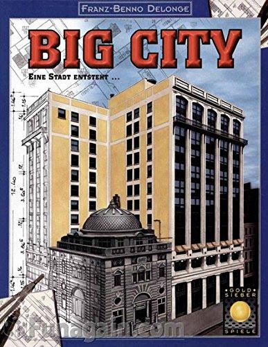 Goldsieber 688608 - Big City