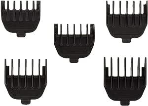 Remington 5 Piece Snap on Comb set (1.5mm, 3mm, 6mm, 9mm, 12mm) for MB-2500, PG-6020, PG-6015, PG-6025, PG-6250, VPG6530