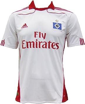 Adidas Hsv Hamburger Sv Camiseta 10/11 P953 - 28/ - 30, L: Amazon.es: Deportes y aire libre