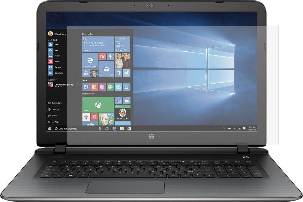 """PcProfessional Screen Protector (Set of 2) for HP DA Series DA0014dx DA0012dx 15 15.6"""" Touch Screen Laptop Anti Glare Anti Scratch"""