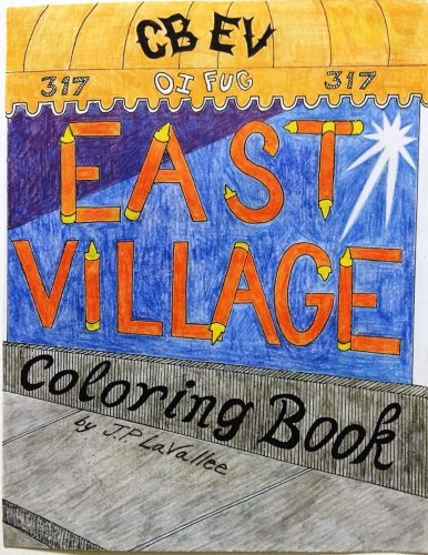 Village Coloring Book - 4