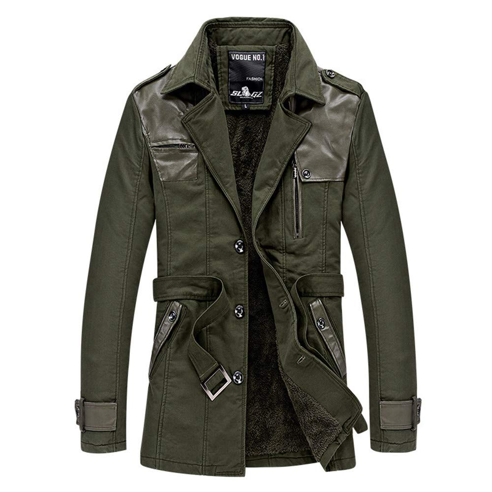 Plus Modern Kapuzemantel Vogue Daunejacke Mantel Damen Winter zu Pelzkragen Details Grosse L4jS5R3qcA