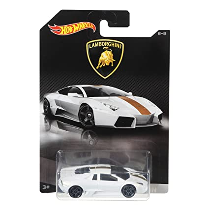 Buy Hot Wheels Lamborghini Reventon Ivory Toy Car White Online At