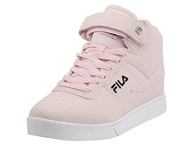 b49efc12c92 Fila Women s Vulc-13-MP Pink Black White Sneakers Shoes Sz  9.5 ...