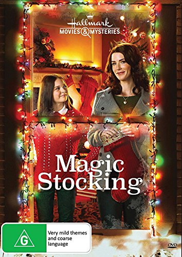 Magic Stocking - Dvd English Magic