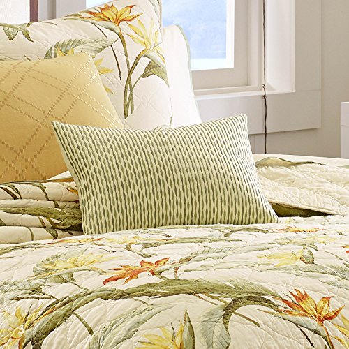 Tommy Bahama Birds Of Paradise Coconut Breakfast Pillow, 12X16In