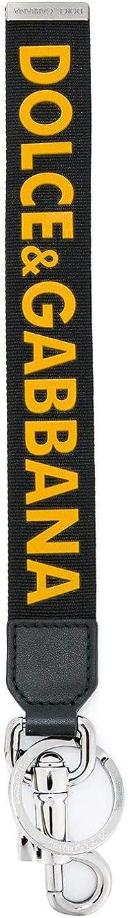 Dolce E Gabbana Mens Bp2325an4888b976 Black Polyamide Key Chain