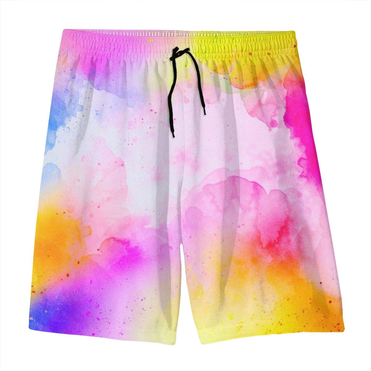 Rigg-pants Men Comfortable Hawaii Beach Camping Cool Beach Shorts Swim Trunks Board Shorts