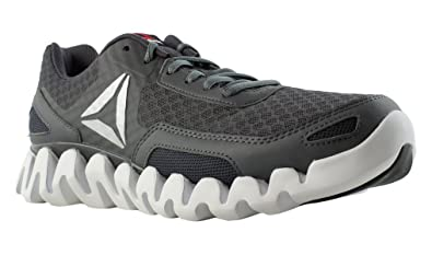 Reebok Mens Zig Evolution Running Shoes (9 D(M) US) Gray  Buy Online at Low  Prices in India - Amazon.in d0979d9df