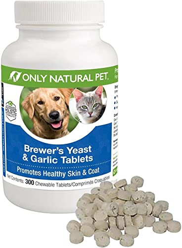 Only Natural Pet Brewer s Yeast Garlic