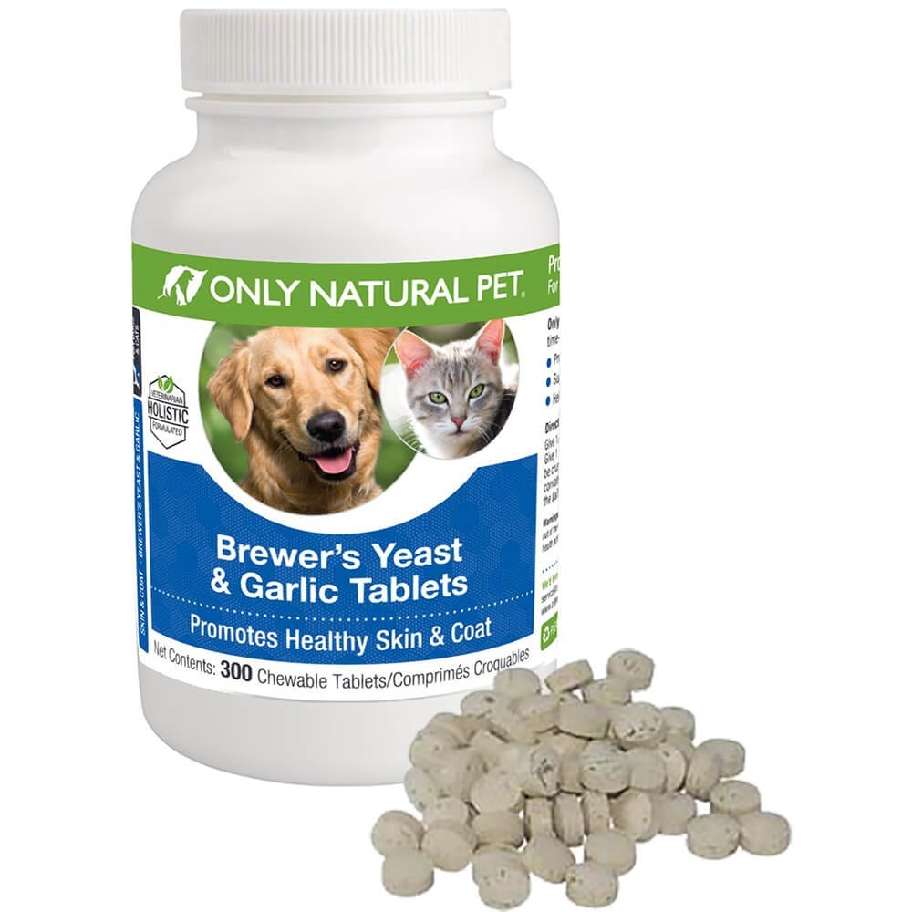 Only Natural Pet Brewer's Yeast & Garlic by Only Natural Pet