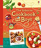 Cookbook for Boys (Usborne Cookbooks)