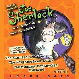 Joe Sherlock, Kid Detective Audio Collection Audiobook