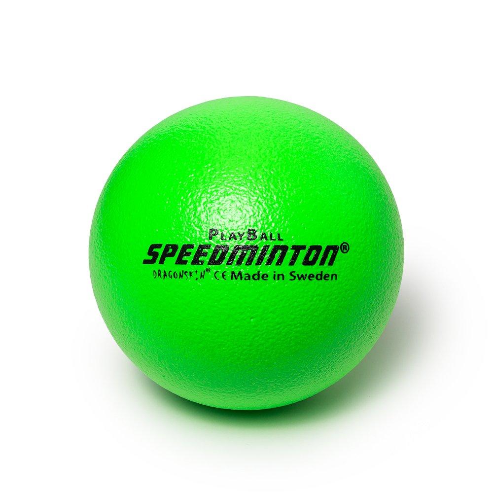 Speedminton® Schaumstoffball PlayBall, Neon Grün, 12 cm, 610040 400040
