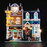 NEW SEALED LEGO Creator Expert Bookshop 10270 Modular Building Kit 2,504 Pieces
