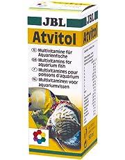 JBL Atvitol 50ml, Multivitamines en gouttes pour poissons d'aquarium