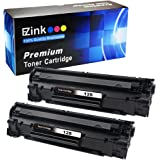 E-Z Ink (TM) Compatible Toner Cartridge Replacement for Canon 128 (2 Black) Compatible with FaxPhone L100 L190, ImageClass D530 D550 MF4570dw MF4770n MF4890dw MF4580dn MF4420n MF4450 MF4880dw Printer