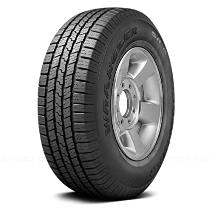 Goodyear Eagle Rs A Recall >> Goodyear Wrangler Sr A All Terrain Radial Tire 275 55r20 111s