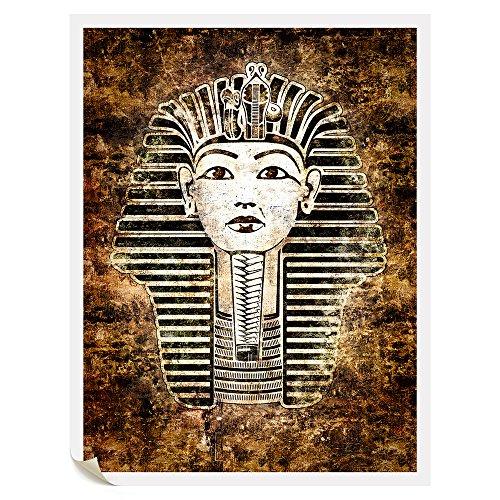 VVOVV Wall Decor - Modern Portrait Canvas Art Ancient Egypti