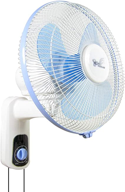ZZHFS Ventilador Ventilador Eléctrico De Pared, Motor De Cobre ...