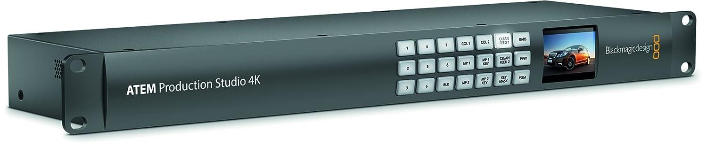 Blackmagic Design スイッチャー ATEM Production Studio 4K 001976 4K30p SDI4系統  B00CQCK4OM
