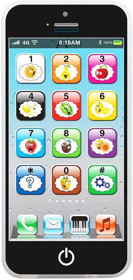 Juguetes para Niños con Smartphone, Juguete de Simulación para ...