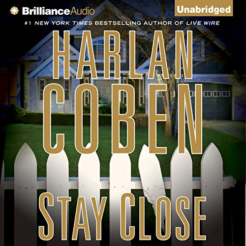 Stay Close Audiobook [Free Download by Trial] thumbnail