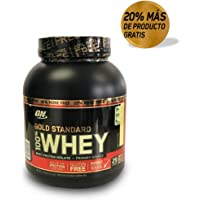 Optimum Nutrition 100% Whey Gold Standard, Doble Chocolate, 2.4 Lb