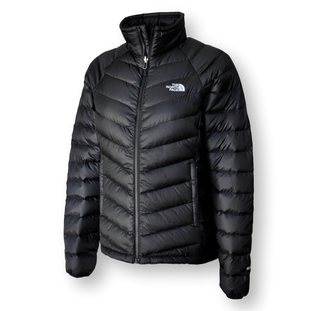 The North Face Women's Flint 550 Down Jacket TNF Black Large