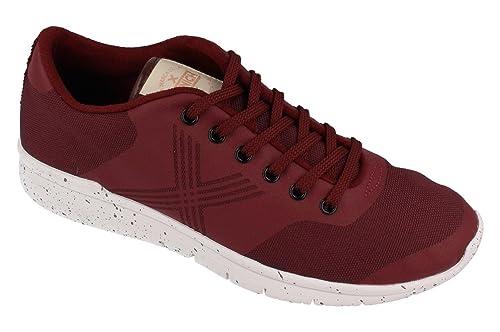 Zapatillas Munich A-NOIA Granate 44 Granate: Amazon.es: Zapatos y complementos