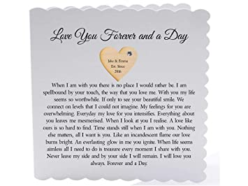 i will love you forever and a day