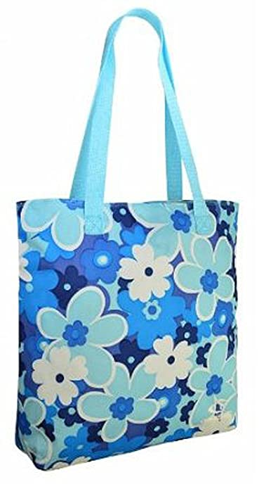 Obsessed Womens Funky Print Polyester Shoulder Bag Blue  Handbags   Amazon.com dbd87e6206