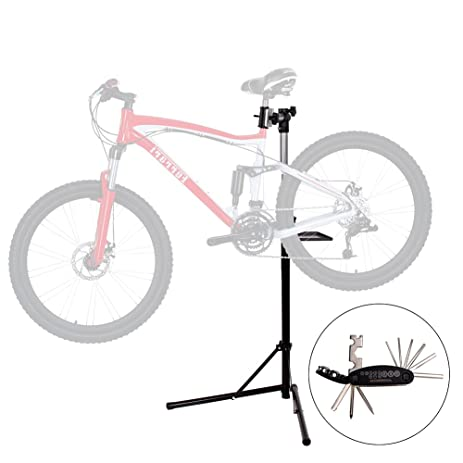 Amazon.com : Sportsun Professional Bike Rack Stand for Mechanical ...