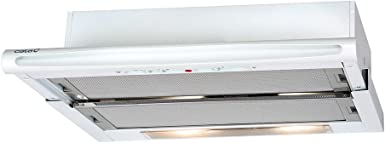 CATA TF-5060 - Campana Telescópica Tf5060 Con 3 Velocidades: Amazon.es: Grandes electrodomésticos